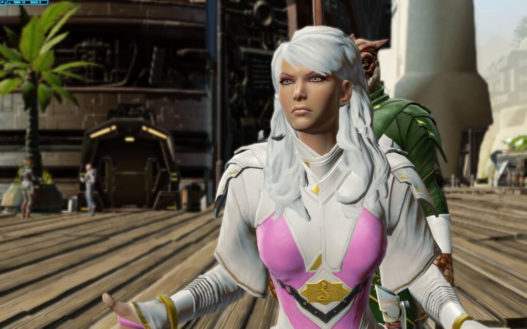 Does men playing female characters in MMOs and other games matter?