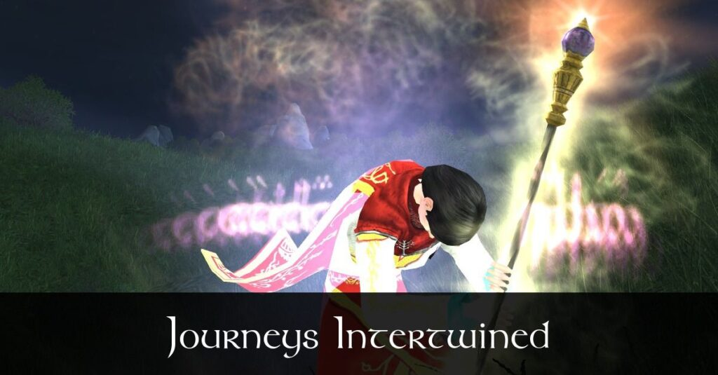 Journeys Intertwined - Caethir - LOTRO FanFiction