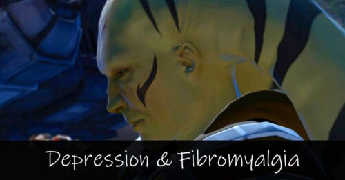 Coping with Depression and Fibromyalgia symptoms together