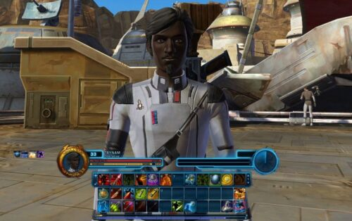 SWTOR Free-to-Play Accounts now have 3 Quickbars
