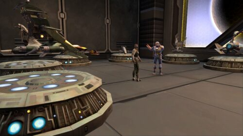Buy SWTOR Speeders for Credits on both Fleets