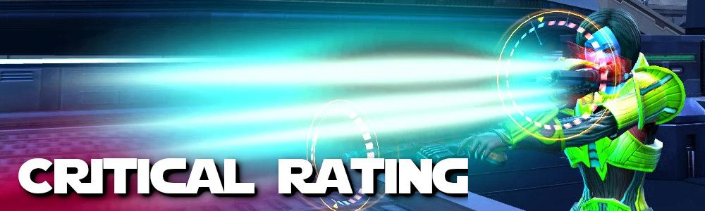 Critical Rating and Critical Multiplier