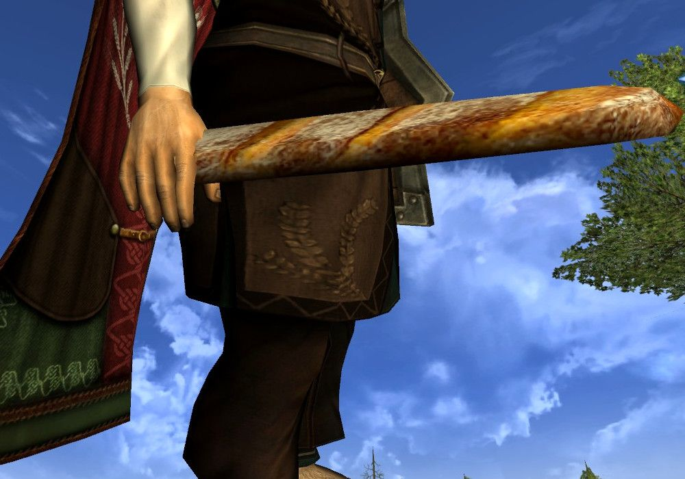 Bread of the Third Age - One-handed Melee Weapon