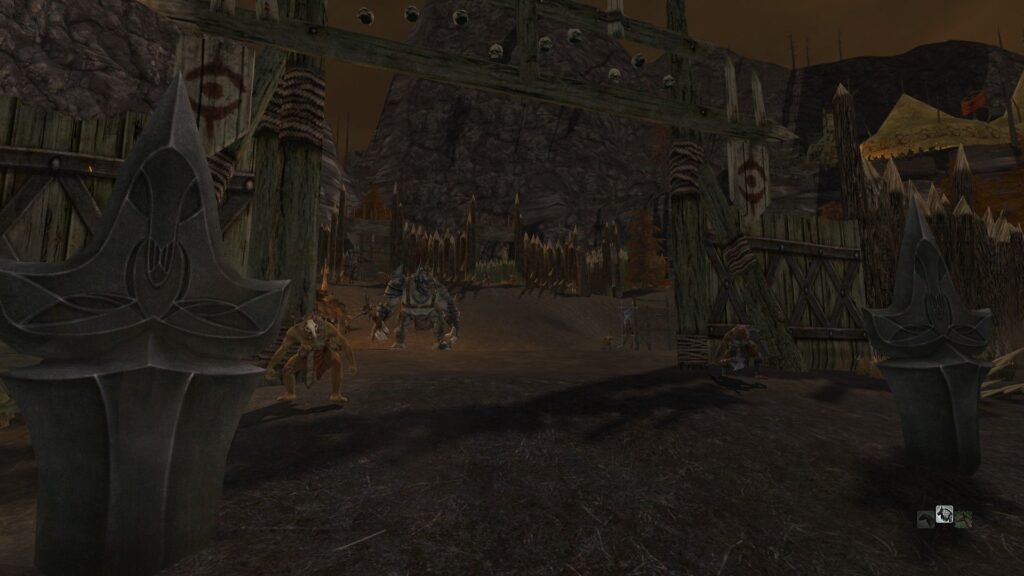 Hisuk - LOTRO Strongholds Exploration Deed - Dol Dinen