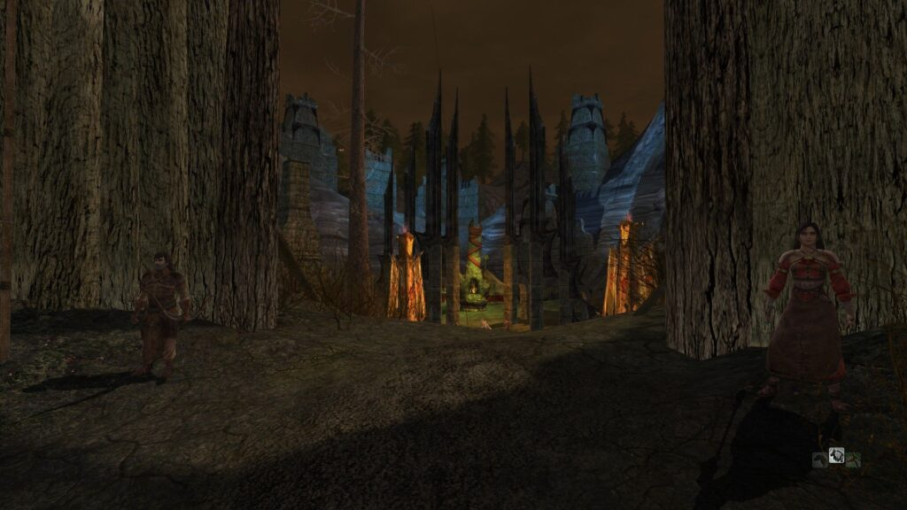 Tumat - LOTRO Strongholds Exploration Deed - Dol Dinen