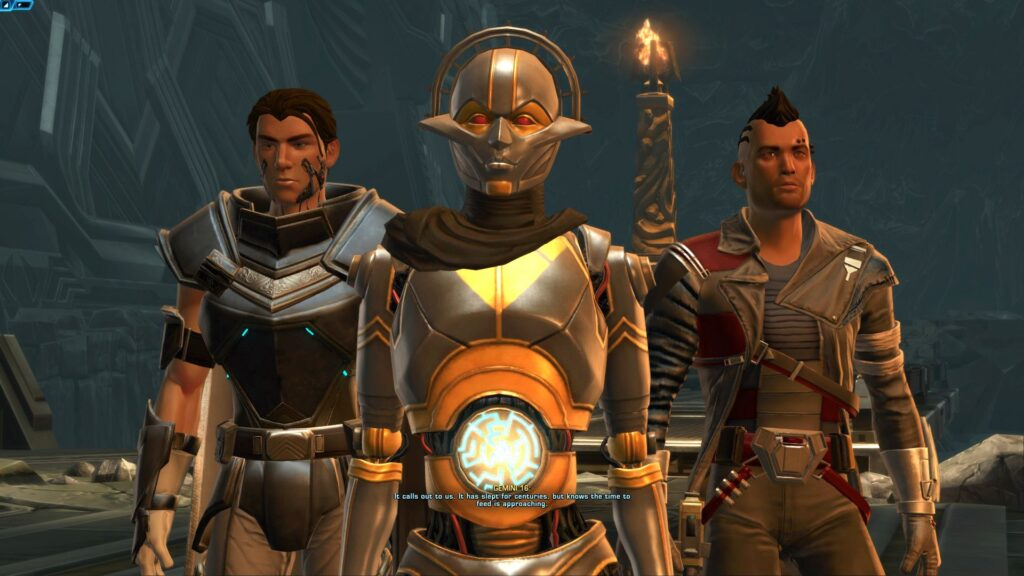Theron Shan as a Double Agent in the Nathema Conspiracy (SWTOR)