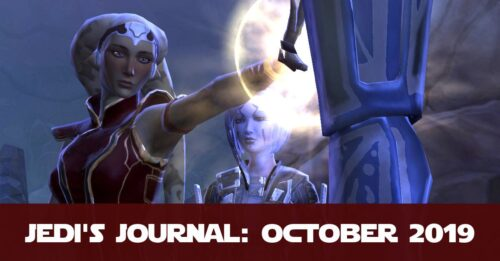 Edition 4 - October 2019 - Jedi's Journal