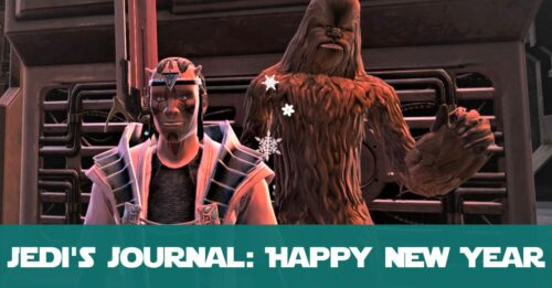 Happy New Year! Jedi's Journal - Edition 6 - January 2020