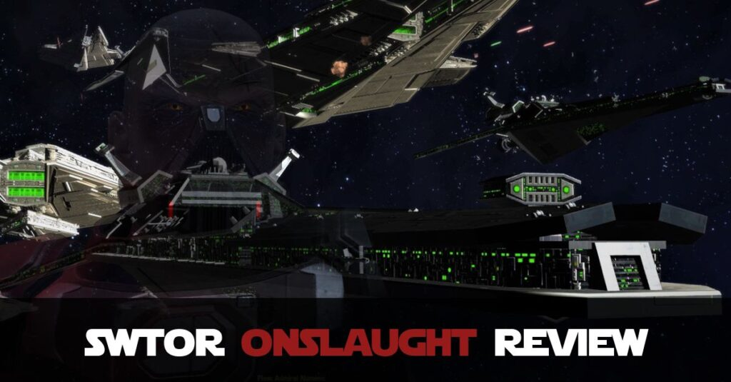 SWTOR Onslaught Expansion Review