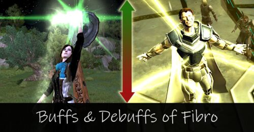 The Gaming Buffs and Debuffs of Fibromyalgia