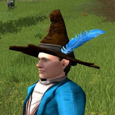 Hat of a Merry Fellow - LOTRO Spring Festival Head Cosmetic