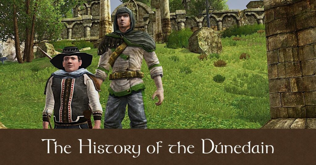 LOTRO History of the Dúnedain Deed in Bree-land - Guide and Map!