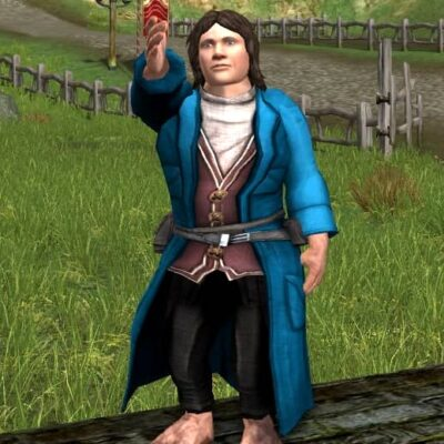 Jacket of a Merry Fellow - LOTRO Spring Festival Upper Body Cosmetic