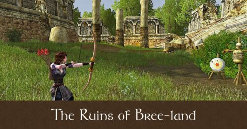 LOTRO - The Ruins of Bree-land Guide and Map