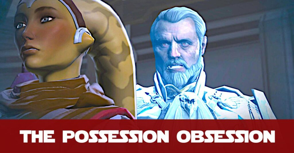 The Possession Obsession - a History of Possession and Mind Control in SWTOR