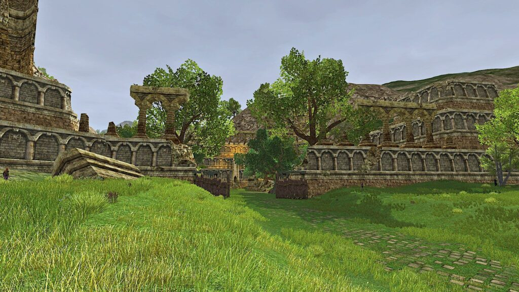 Southguard Ruins can be found in the Vale of Andrath in Southern Bree-land