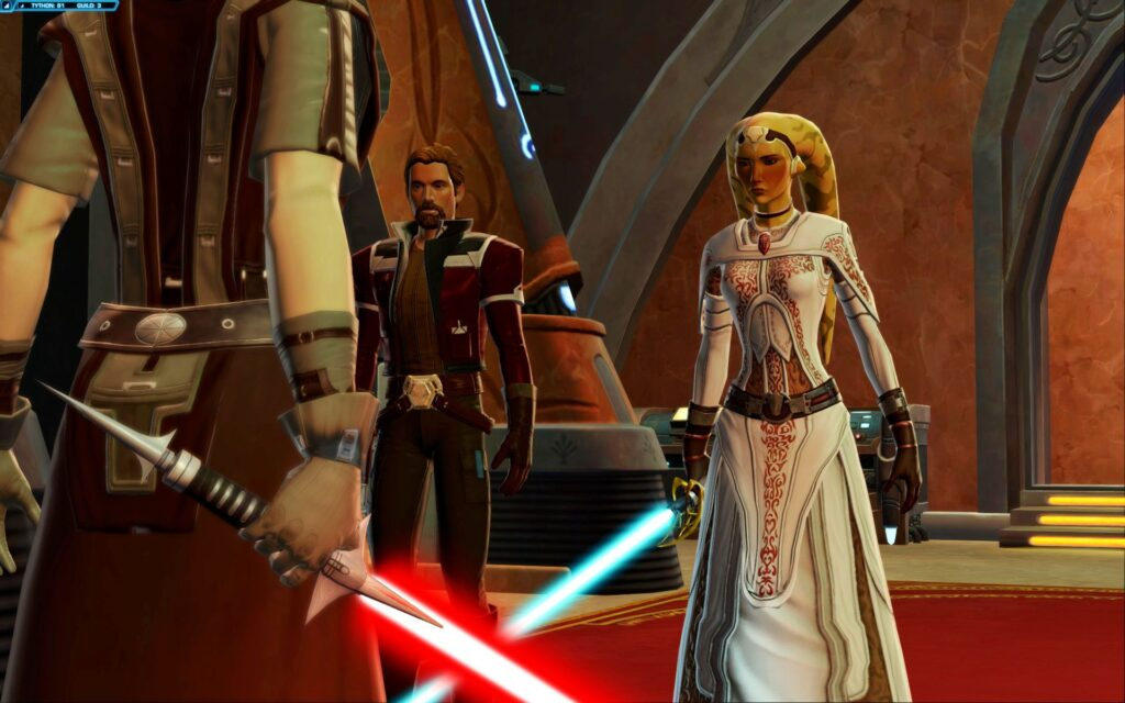 Yuon Parr is controlled by the Plague Master in the Jedi Consular Class Story