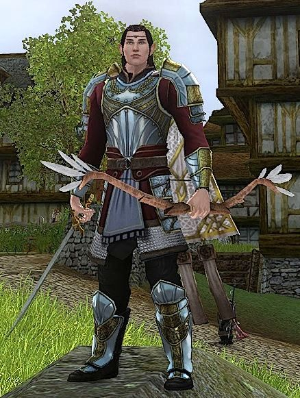 The Full New Armour for the LOTRO Anniversary 2020
