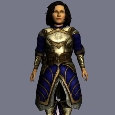 Ceremonial Armour of Remembrance, LOTRO Anniversary Upper Body Cosmetic