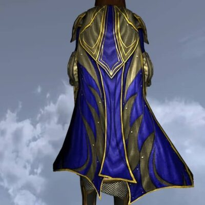 Ceremonial Cloak of Remembrance, LOTRO Anniversary Back Cosmetic
