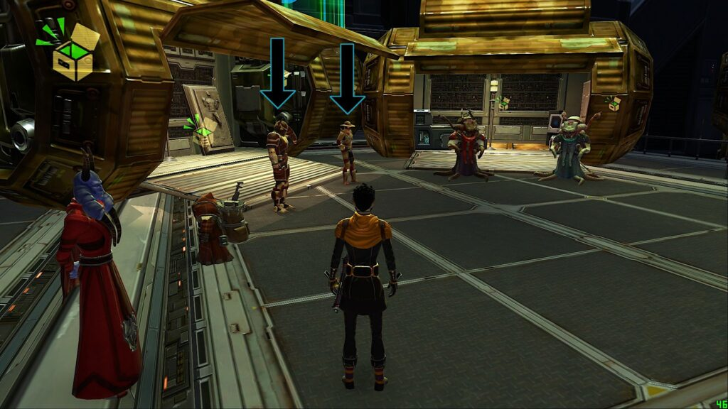 Where do you spend your completed bounty contracts? Here in the Cartel Bazaar, where you can acquire mounts, armoursets and much more
