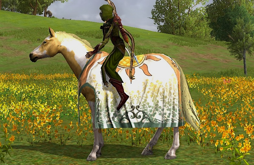 Steed of the Midsummer
