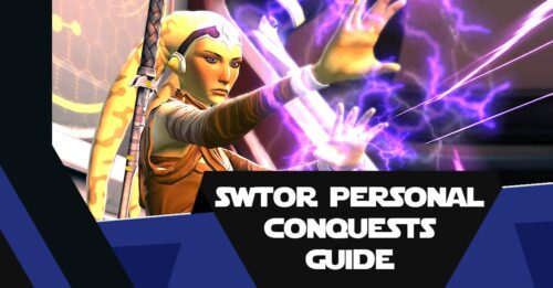 Personal Conquest in SWTOR: Get Rewarded Simply by Playing the Game!