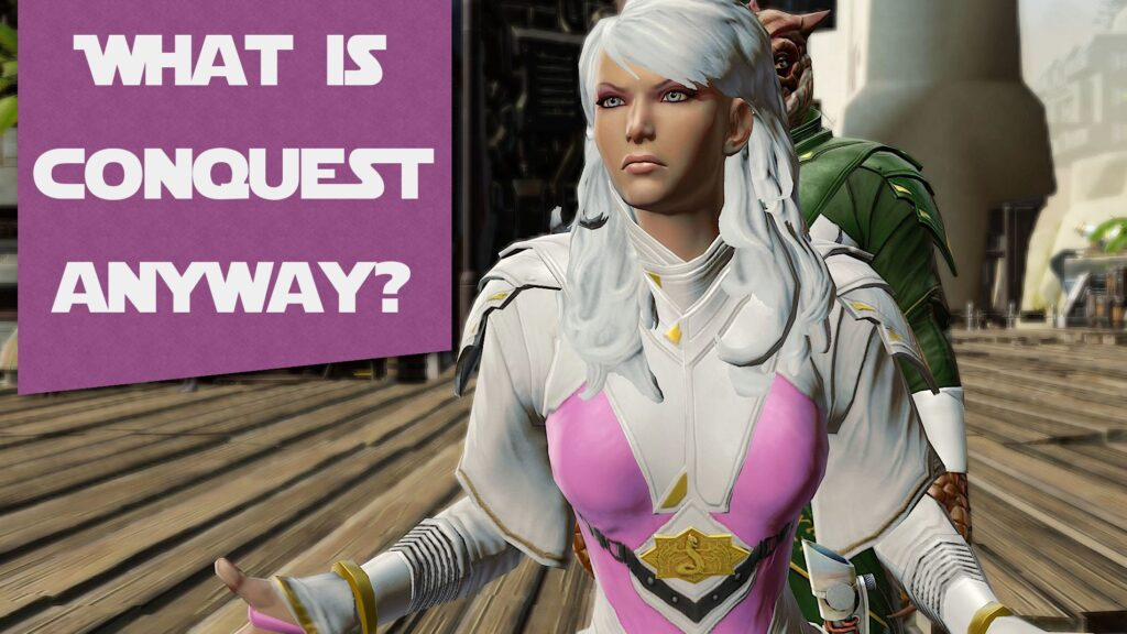 What Is Conquest in SWTOR Anyway?