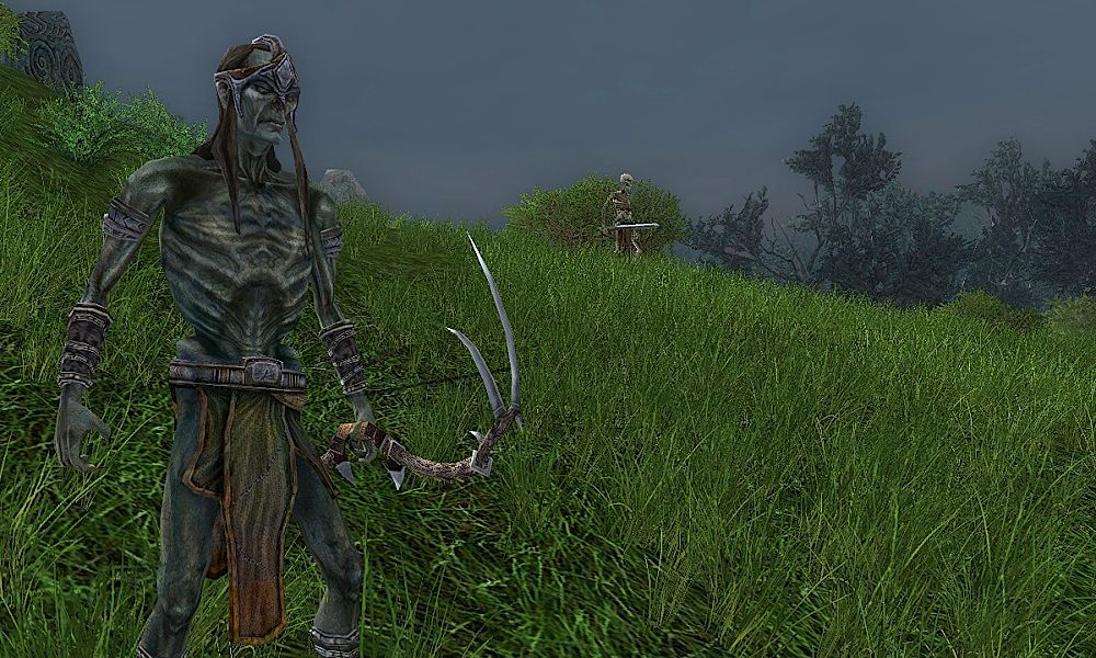 Complete the Bree-land Wight-Slayer Deed throughout the Barrow-Downs