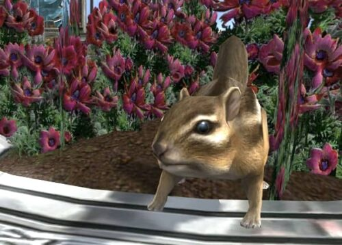 LOTRO Tome of the Chipmunk - LOTRO Midsummer Cosmetic Pet 2021