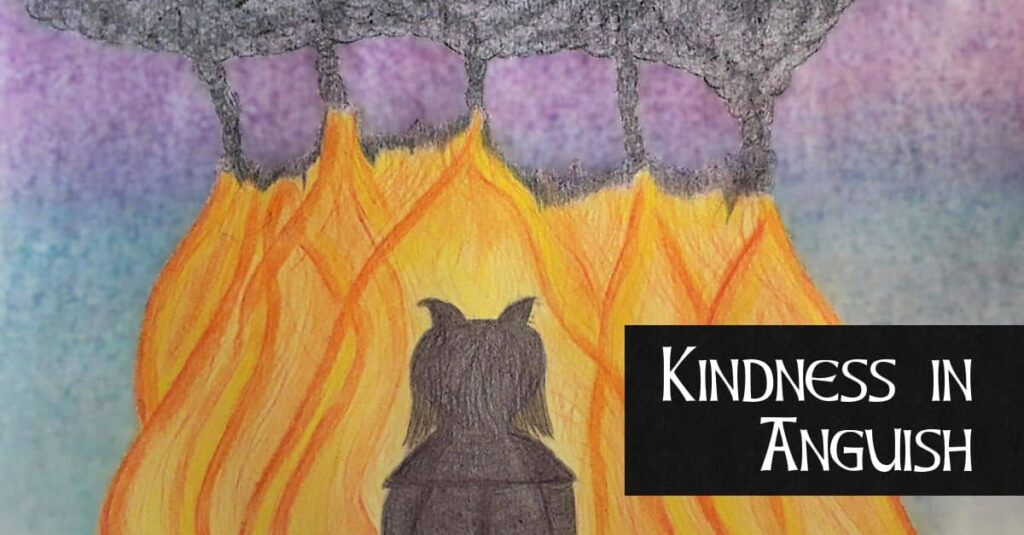 Kindness in Anguist - Fantasy Writing Chapter