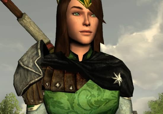 Fine Grey Company Wrap - Shoulders Cosmetic, LOTRO