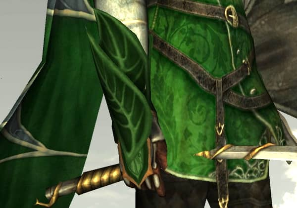 Gauntlets of the Hidden Paths, Hand Cosmetic, LOTRO