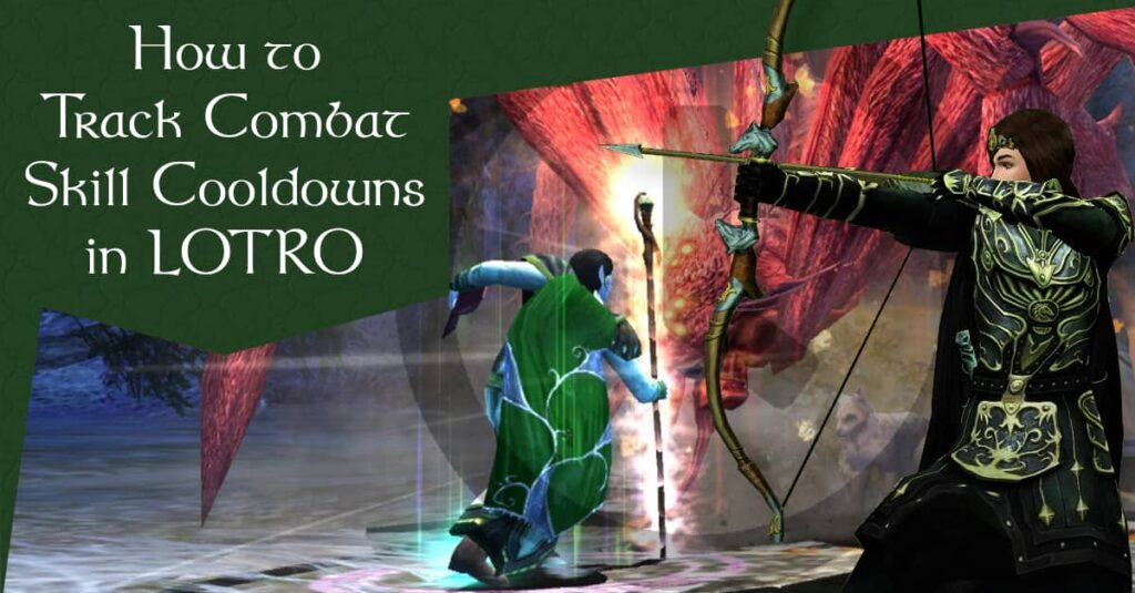 How to show combat skills cooldowns with this LOTRO Cooldown Plugin - Skill Timer