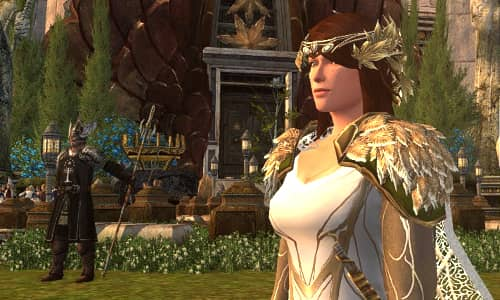 LOTRO Festivals are a great source of outfit cosmetics, all while enjoying community events!