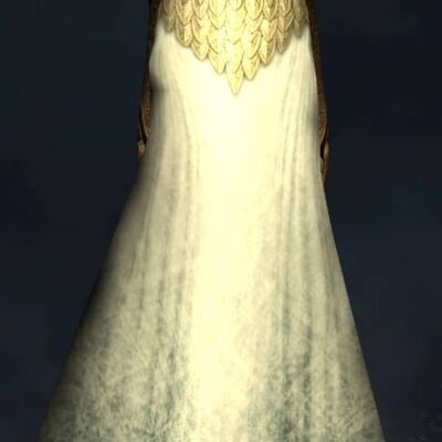 Autumn Leafmail Cloak - Back Cosmetic - LOTRO Fall Festival