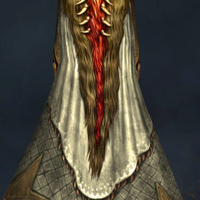 Cloak of the Boar - Back Cosmetic - LOTRO Fall Festival