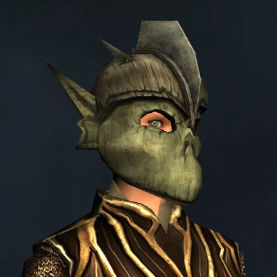Goblin Festival Mask - Head Cosmetic