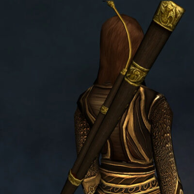 Lonely Mountain Bassoon - Musical Instrument / Cosmetic Weapon