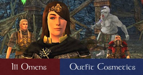 LOTRO Ill Omens Outfit Cosmetics