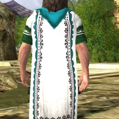 Cloak of the Mountain Meadow - LOTRO Spring Festival Back Cosmetic