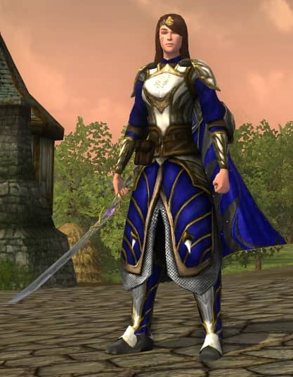 Full Ceremonial Armour of Remembrance Set
