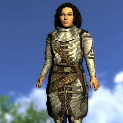 Armour of the Storied Warrior, LOTRO Anniversary Upper Body Cosmetic