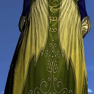LOTRO Cloak of the Fifth Season - Anniversary Back Cosmetic