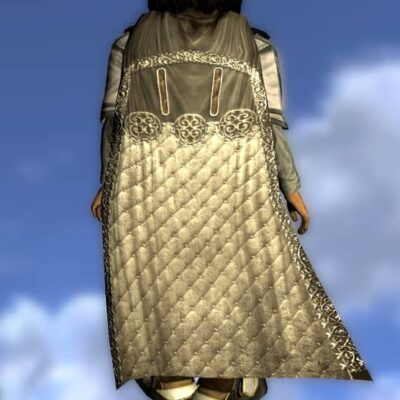 LOTRO Cloak of the Storied Warrior - Anniversary Back Cosmetic
