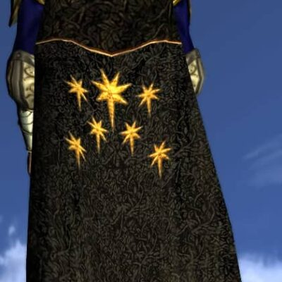 LOTRO Reveller's Cloak of the Odogil - Anniversary Back Cosmetic