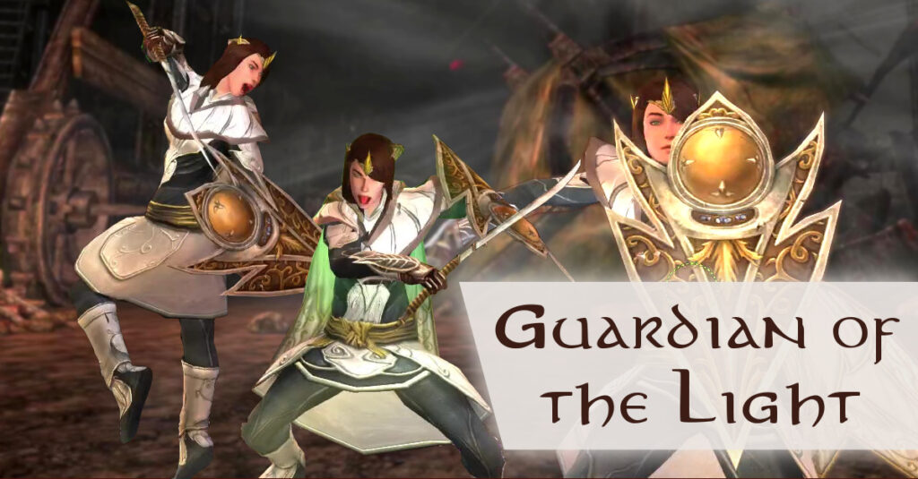 Guardian of the Light - LOTRO Outfit Idea for Guardians