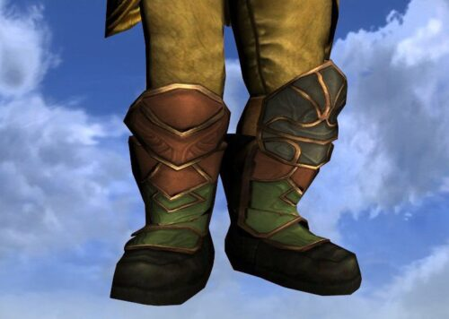 LOTRO Green Grocer Boots - Hobbits
