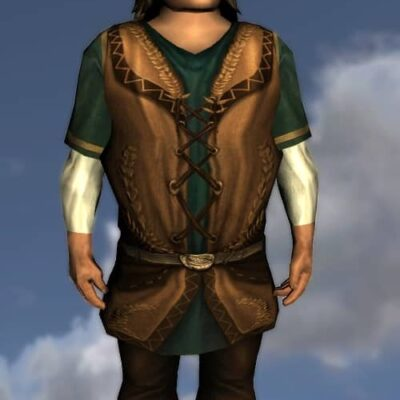 LOTRO Farmer's Fancy Tunic and Trousers