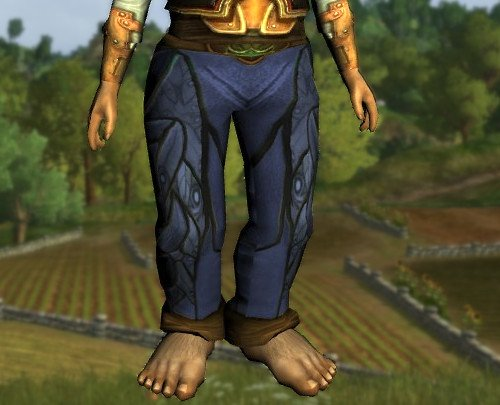 LOTRO Peacock Trousers - Farmers Faire Lower Body Cosmetic